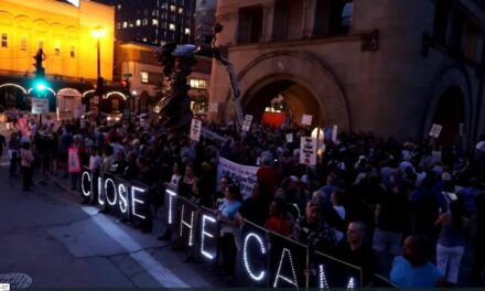 "Video: Weekend Demonstrations Across the United States Demand ""Close the Camps"""
