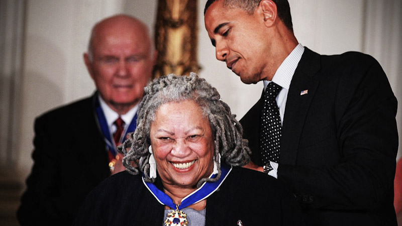 The Death of Toni Morrison and the Decline of America