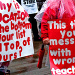 Chicago Public School Teachers Walk Out