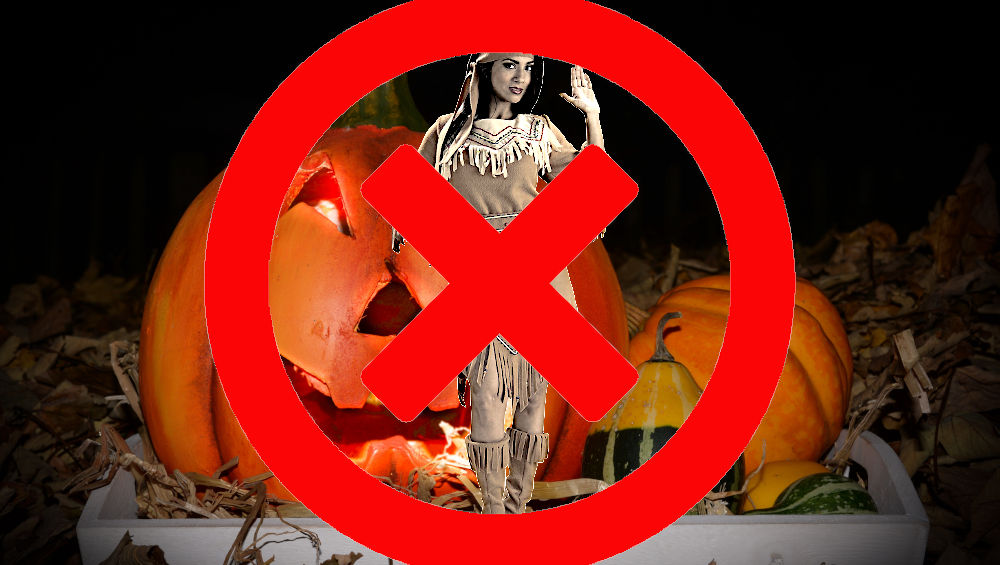 This Halloween – and Always – Culture is Not a Costume