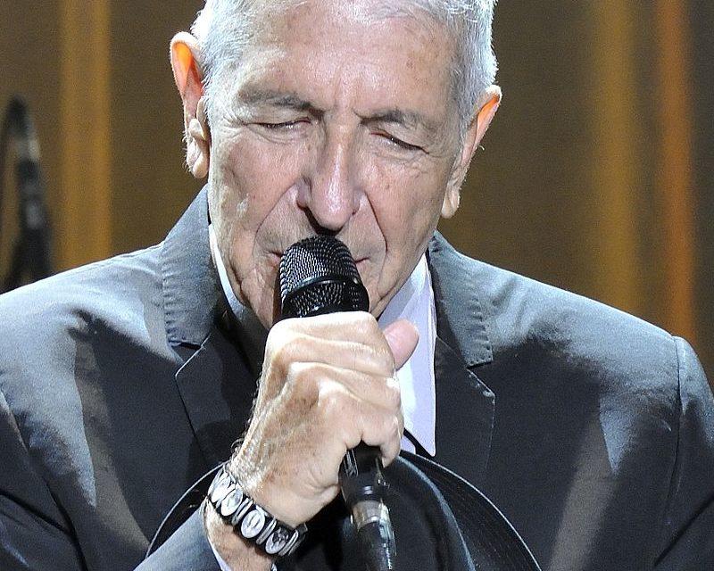 Leonard Cohen — Thanks for the Dance