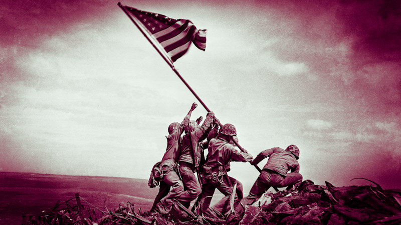 American Hero Worship