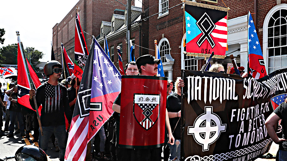 Neo-Nazi Déja-Vu, Part IV: Paper Brownshirts