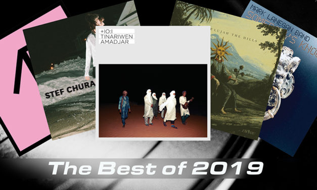 Matthew Barlow's Top 5 of 2019