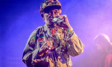 Lee 'Scratch' Perry — Heavy Rain