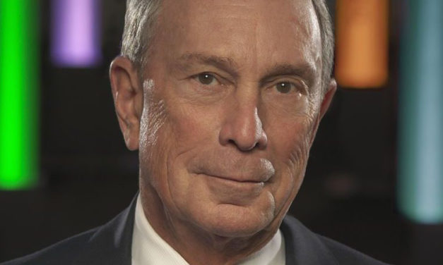 Michael Bloomberg: Go Away
