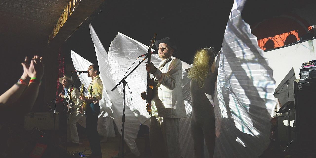 Video Review: 'Get God's Attention By Being an Atheist,' by Of Montreal