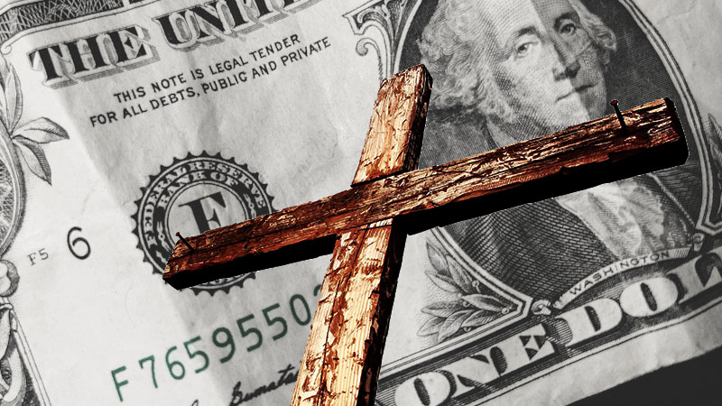 The Unholy Relationship of Capitalism and Evangelical Christianity