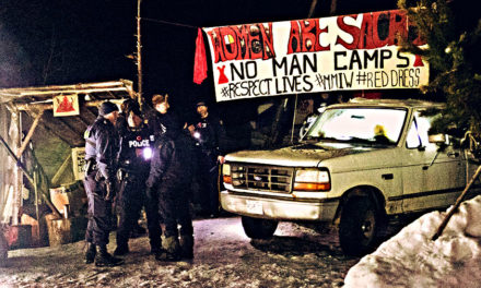 Canada Invades Wet'suwet'en First Nation, and They Need Our Support!