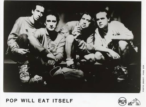 Classic Album Review: Pop Will Eat Itself — Cure for Sanity