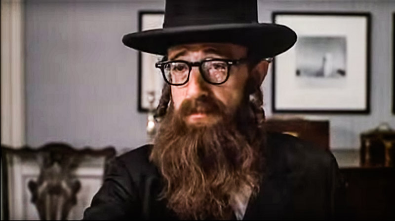 Bernie Sanders: The Jew Who Came to Dinner