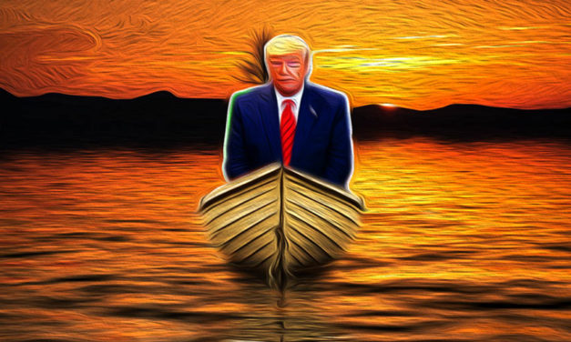 The Unsinkable Donald Trump