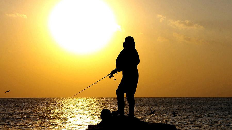 Music Section: Gone Fishin'