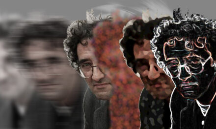 """Visions of Bolaño,"" by Wade Bell"