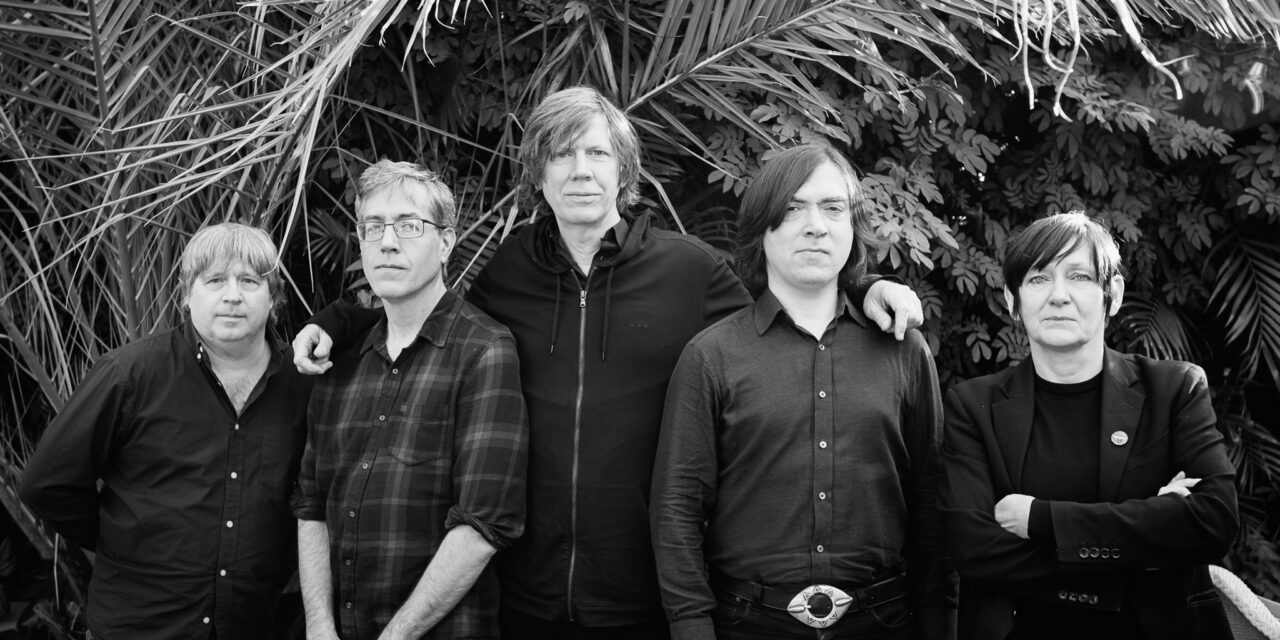 Thurston Moore — By the Fire