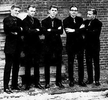 Classic Album: The Monks — Black Monk Time