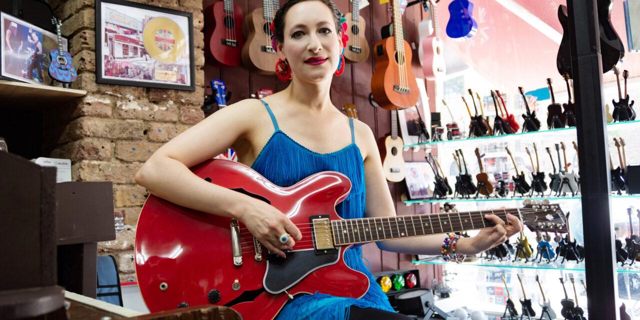 Single Review: Rachael Sage — 'Cave'