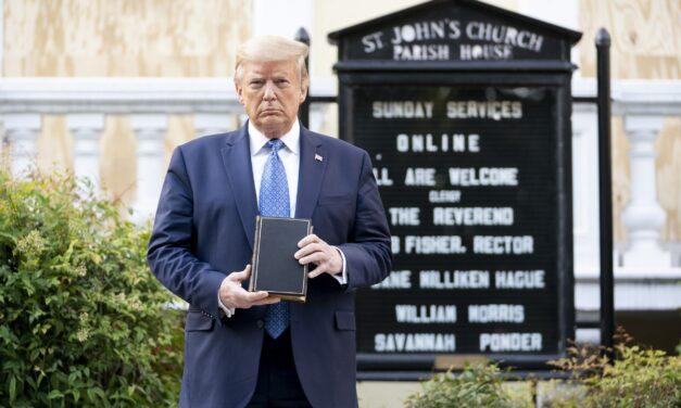 Repudiating the Church of Trump