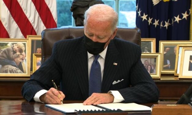 President Biden: Neither Friend Nor Foe