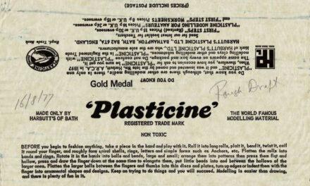 """Plasticine,"" by Robert Hogg"